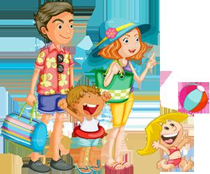 Camping village voltoncino e marina chiara vacanze in for Vacanze in famiglia