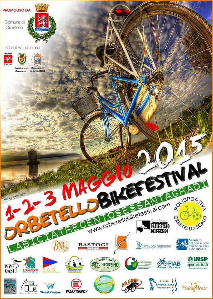 ORBETELLO BIKE FESTIVAL 2015